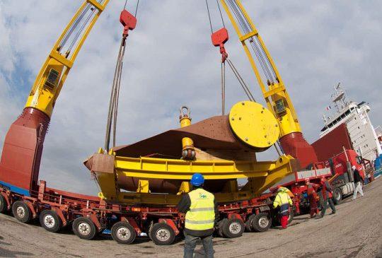project cargo priano marchelli