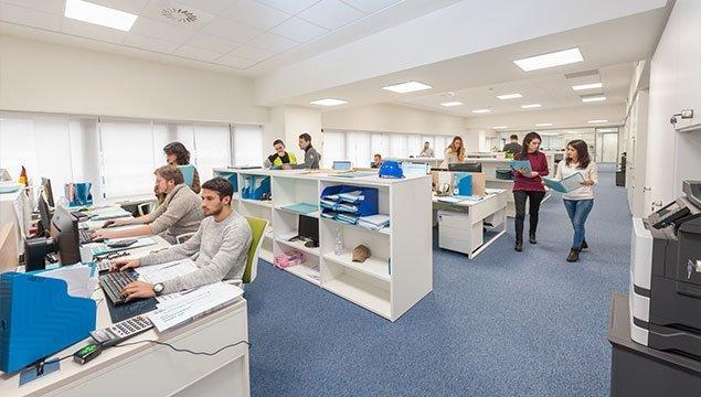 nuovi uffici Priano Marchelli