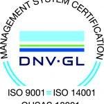 certificazione ISO 9001 14001 - priano marchelli